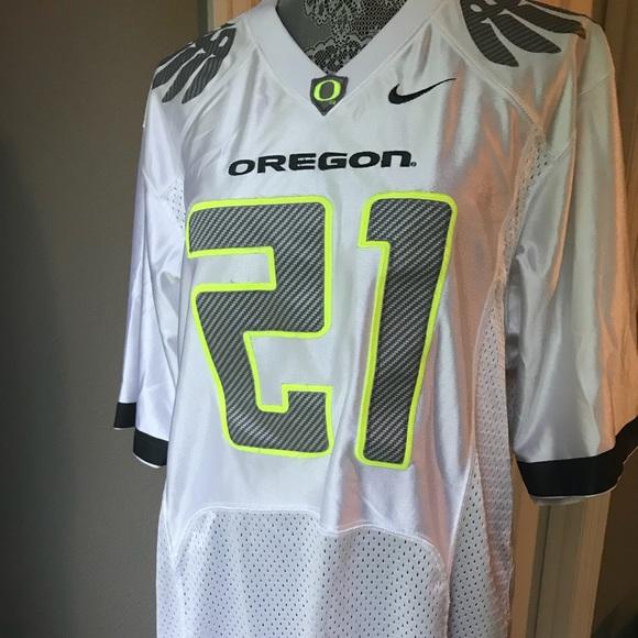 info for 63e33 21143 Nike Oregon Ducks football jersey